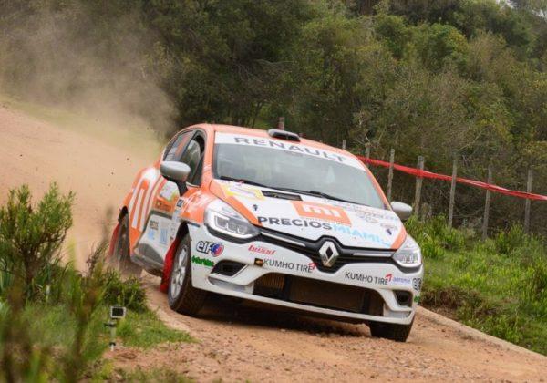Gardiol – Varela, adelante en el sábado de Punta del Este en Renault Clio Cup Uruguay