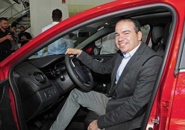 """Pablo Ramos, CEO de Renault Uruguay: """"El balance del primer año de Renault Clio Cup fue muy positivo"""""""