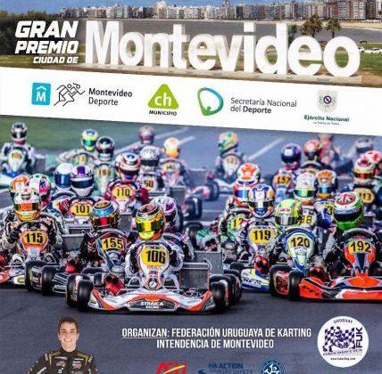 Renault Clio Cup Uruguay estará presente en el Gran Premio Ciudad de Montevideo de karting