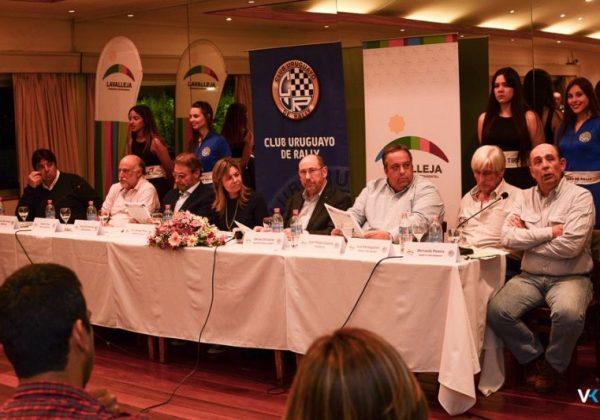 Se lanzó el Rally del Atlántico con la presencia de Renault Clio Cup Uruguay