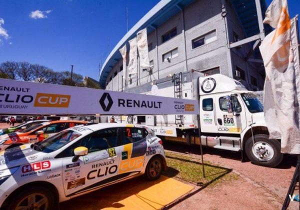 El año de consolidación de Renault Clio Cup Uruguay en 20 fotos